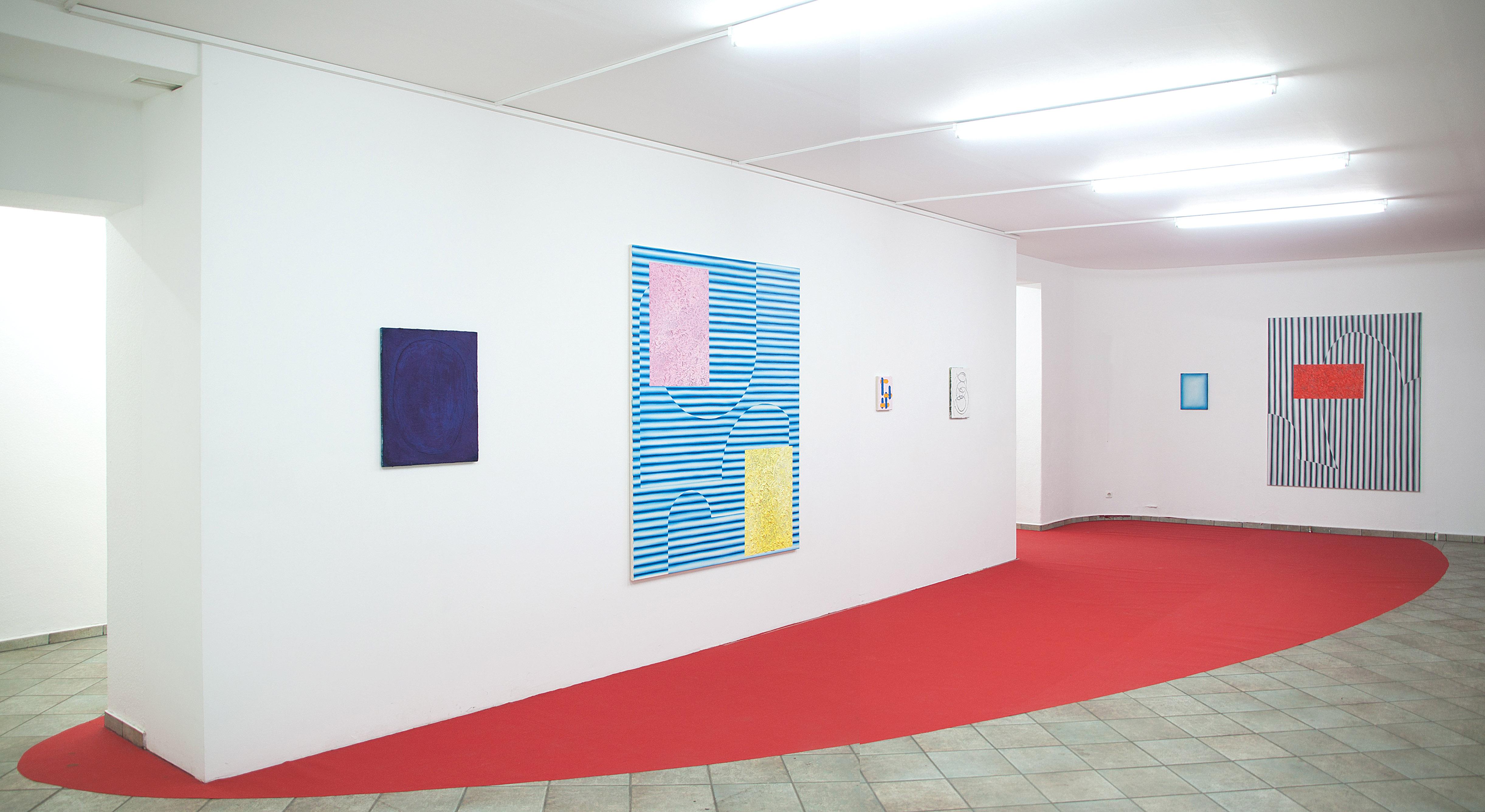Dominik Bucher, Kunst, Malerei