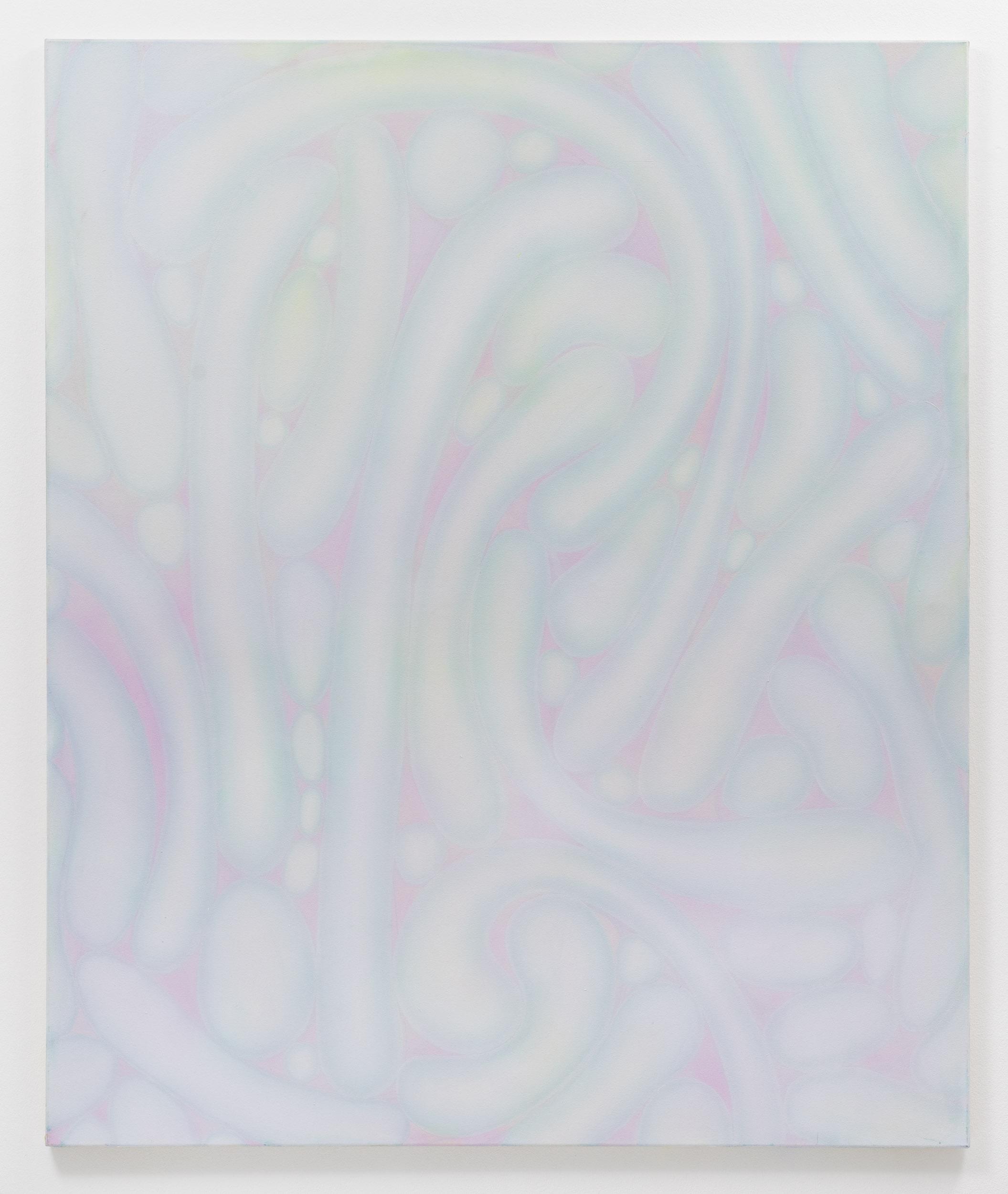 Deep, 2017, 180x150cm, Öl auf Leinwand